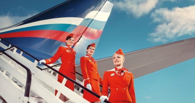Aeroflot, Rossiya, airlines, Russia, passengers, 2017, outbound, travel, growth, tourism, traffic, ASK, RPK