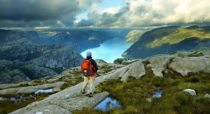 Norway, tourism, economy