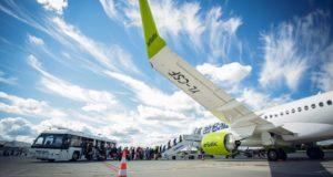 airBaltic, Riga, long-haul, distance, low-cost, New York, Baltics, Latvia, potential, cooperation, airlines, route, USA, future, Gauss, CEO
