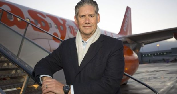 Johan Lundgren, women, pilots, easyjet, salary, wage, cut, Mccall, ITV, airline, management, CEO, equal pay, pay gap