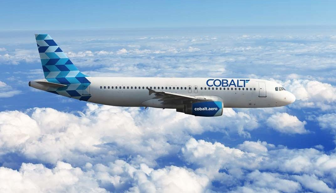 Cobalt Air, Cyprus, Larnaca, flights, Copenhagen, Denmark, Germany, Dusseldorf, route, holiday, summer, airlines