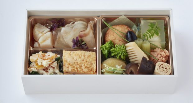Finnair, food, menu, business class, inflight, signature, chef, Japan, Edo, Rika Maezawa, Tokyo