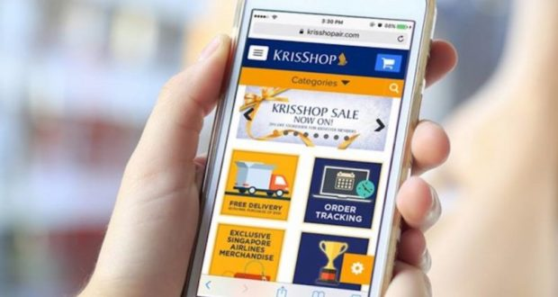 KrisFlyer, SIA, Singapore Airlines, blockchain, technology, wallet, spend, shopping, retail