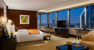 Marriott, Shanghai, clean air, room, book, QleanAir, scandinavia, Sweden, air quality