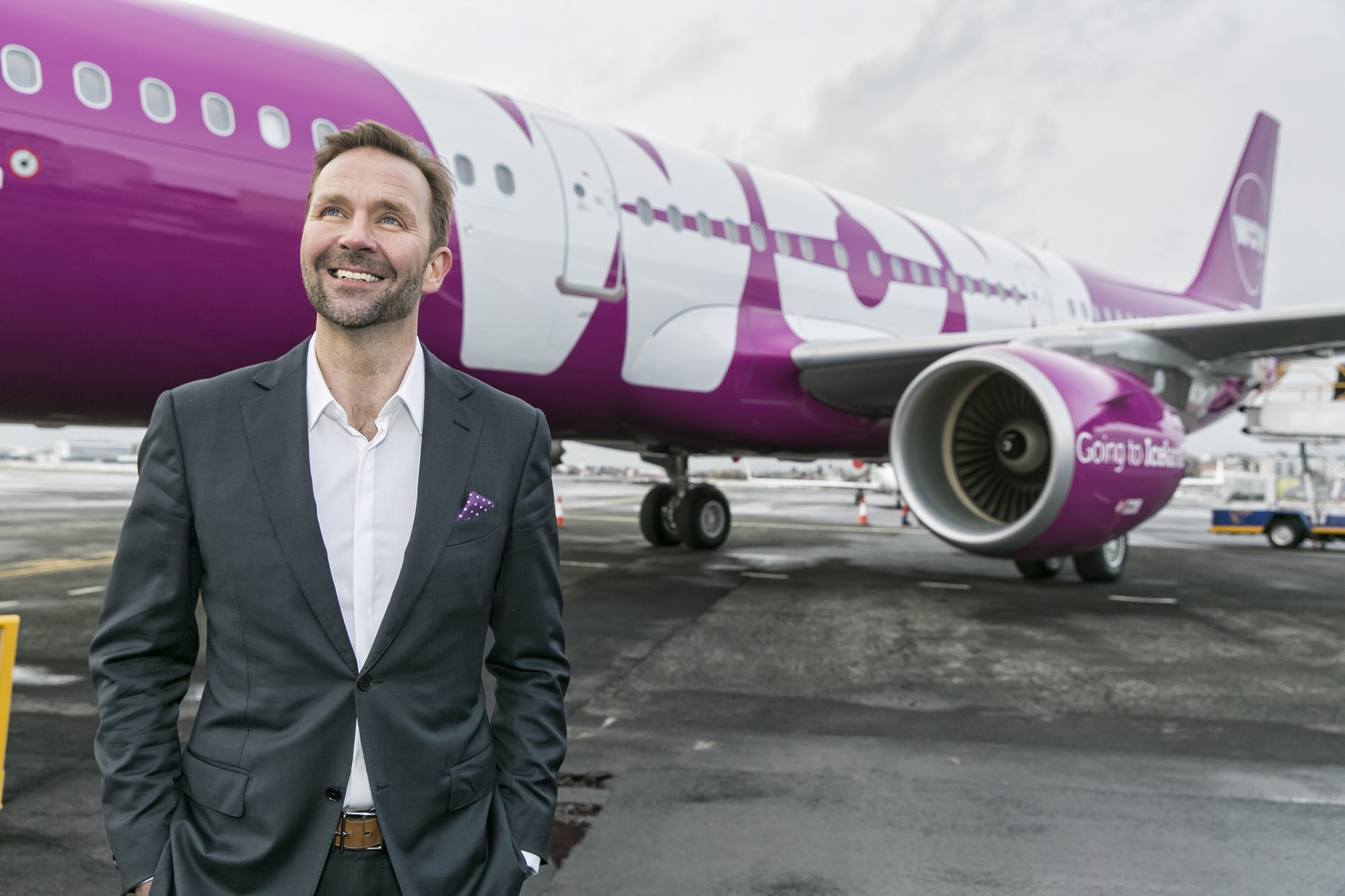 Wow air, keflavik, discount, offer, flights, New York, JFK, Newark, USA, Europe, cities,