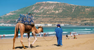 Morocco, tourism, Agadir, beach, holiday, value, 2018, On the Beach, research, family, all-inclusive