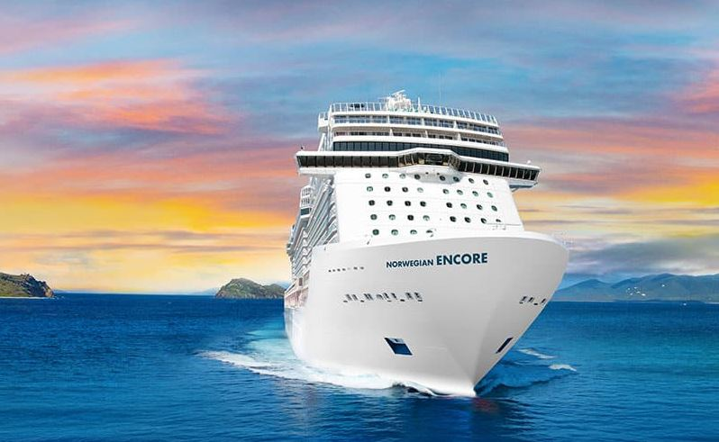 Norwegian Cruise Line, NCL, cruise, wifi, premium all-inclusive, internet, access, Encore, Miami, build