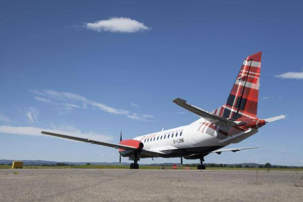 Loganair, Bergen, Inverness, Manchester, Embraer, UK, flights, routes, new, 2018, Norway, fjords