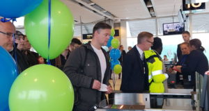 Swedavia, security, gates, Sweden, airports, Arlanda, Gothenburg, Are, ski, baggage