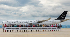 Star Alliance, airlines, digital, technology, share, data, members, mobile, app, website, seat, book, interoperability