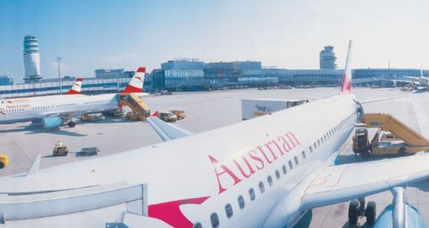 Austrian Airlines, flights, strike, union, routes, destinations, cities, cancelled, March, news, travel, Vienna, Copenhagen, Stockholm, Ryanair, Lufthansa, aviation, airlines, competition, route, Level, IAG, Laudamotion, Lauda, capacity, seats, week, month