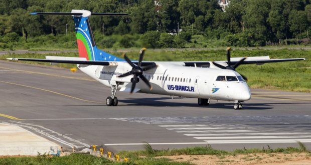 Bombardier, Dash-8, crash, accident, Bangladesh, Bangla, accident, SAS, plane, turboprop, survivors
