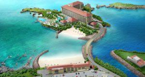 Hyatt, island, hotel, resort, Regency, Japan, Okinawa, wedding tourism