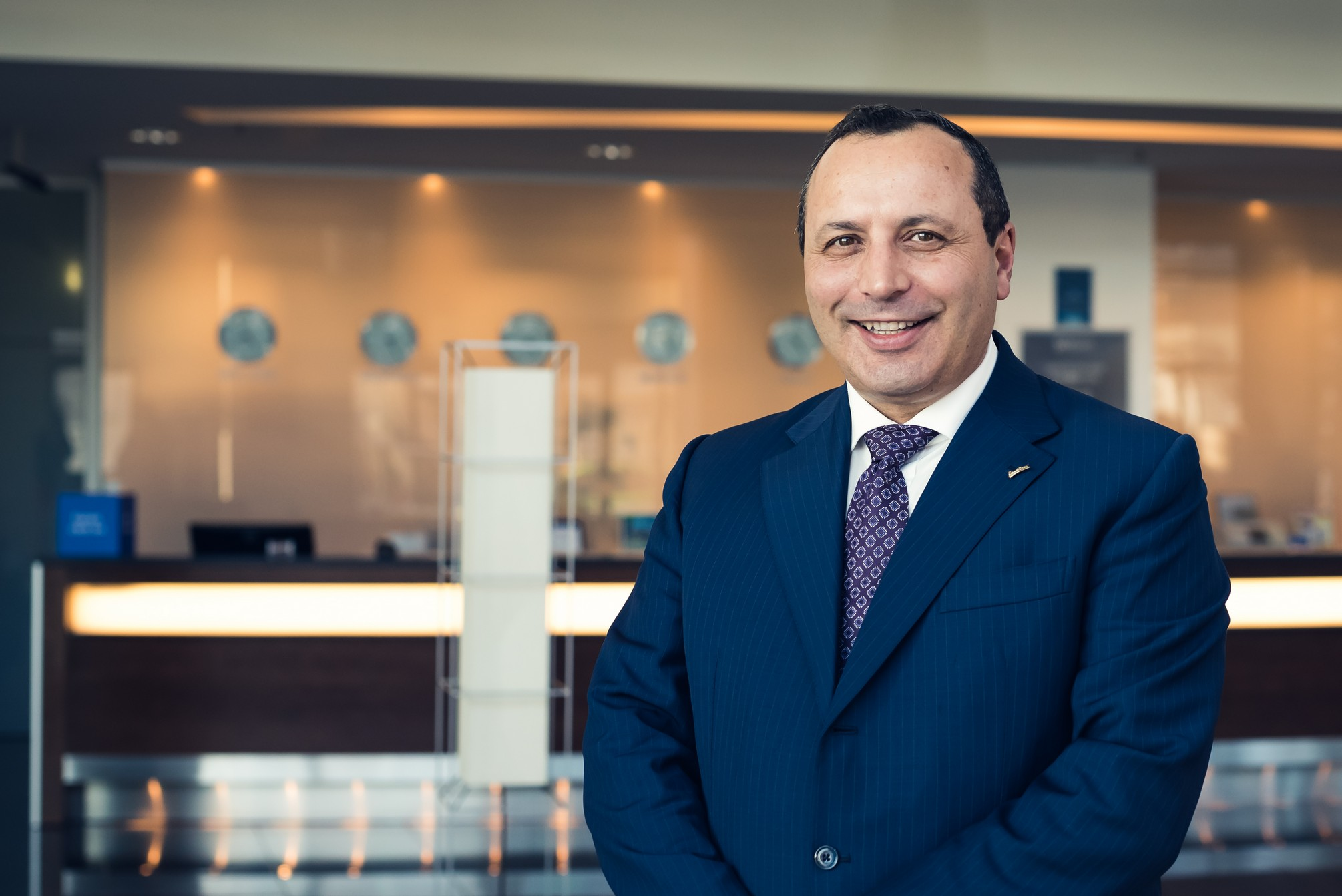 Radisson Hotel Group, appointment, Radisson Blu, Vilnius, Lietuva, Lithuania, management, GM, general manager, Strand, Stockholm, Milan, Rome, Massimo Supino