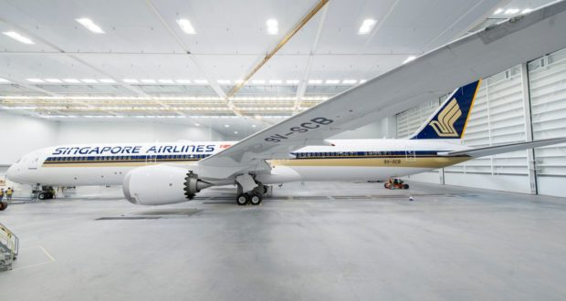 How the 787-10 will benefit Singapore Airlines - STANDBY Nordic