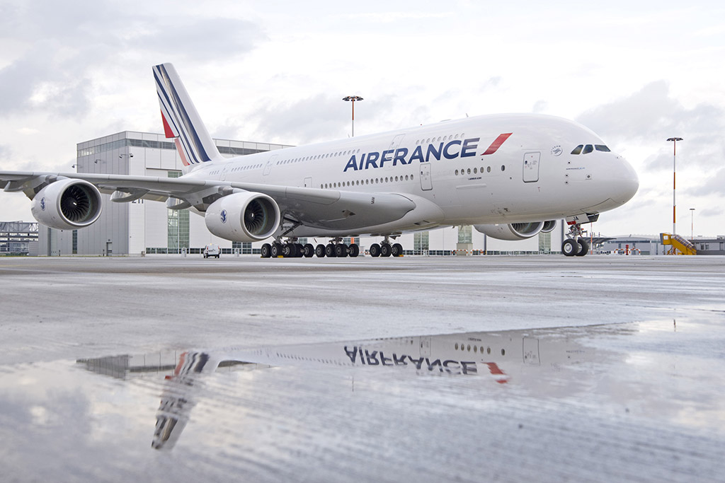 Air France, strike, unions, April, 2018, cancel, flights, travel