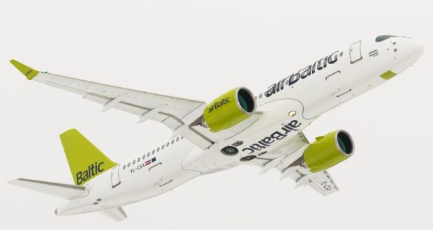airBaltic, Baltic, airline, Latvia, Riga, atw, award, Norwegian, passengers, 2018, growth, load factor, punctuality