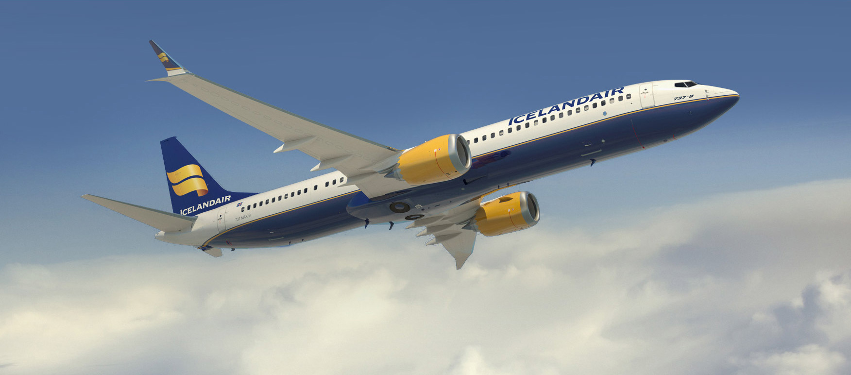 Icelandair, delivery, flights, long-haul, USA, cities, Europe, MAX, new, Boeing, 757, 737, fleet,