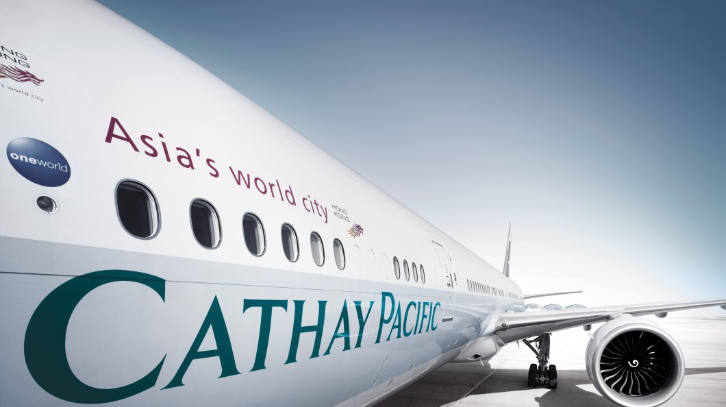 Cathay, airline, revenues, loss, profit, 2017, costs, restructuring,