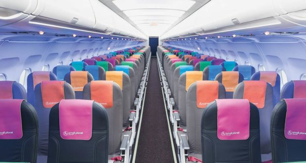 Small Planet Airlines, revenue, profit, 2017, markets, charter, leisure, airline, Germany, Poland, Asia, fleet