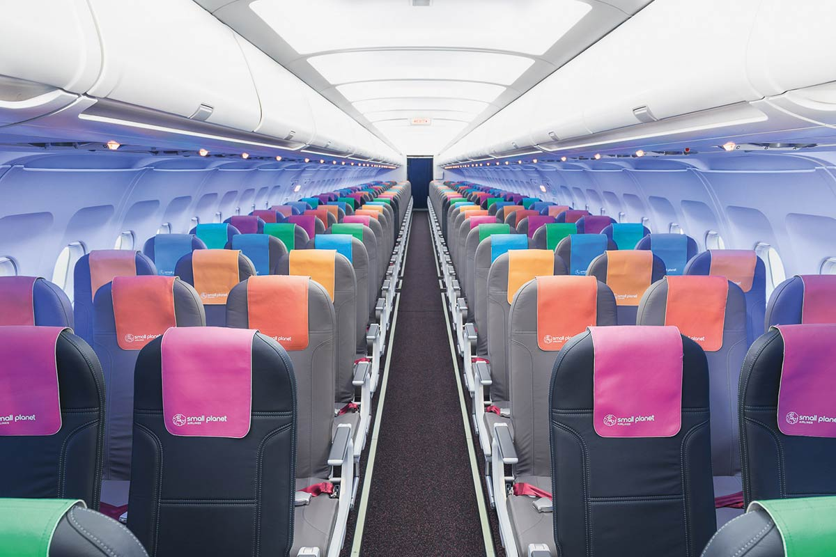 Small Planet Battles To Be Baltics Biggest Airline