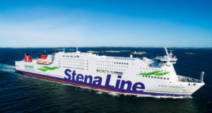 Stena Line, ferry, green, environment, battery, power, electric, hybrid, diesel, EU, funds