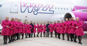 Wizz Air, low-cost, expansion, planes, Airbus, type, aircraft, number, delivery, operations