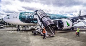 Azores Airlines, Icelandair, buy, stake, interest, transantlatic, stopover,