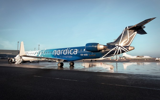 Nordica, routes, flights, Tallinn, Estonia, Stockholm, Copenhagen, new, summer