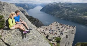 Pulpit Rock, Preikestolen, Norway, sites, nature, wedding, marriage, visit, mayor, service, mountain, trolltunga, Gaustatoppen, unesco