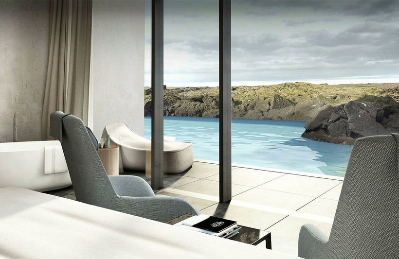 Millions paid to make norway destinations sustainable for Iceland blue lagoon hotel