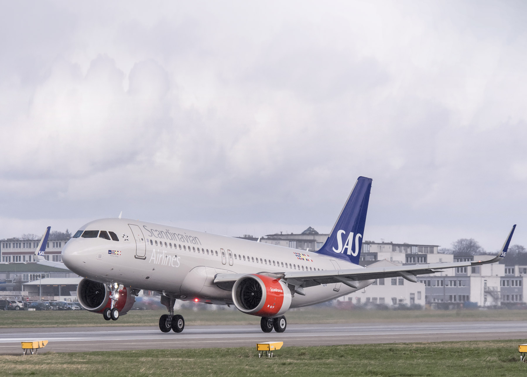 SAS, Airbus, A320neo, order, second, fleet, simplify, aircraft, type