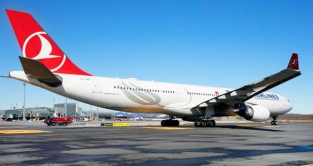 Avinor, capacity, Oslo, Istanbul, Turkish Airlines, daily, flights, route, A330, widebody