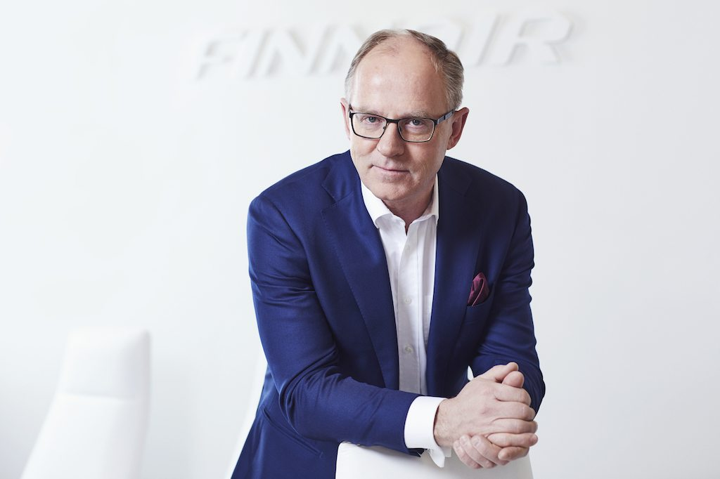 Finnai, CEO, executive, resign, Pekka Vauramo, oneworld