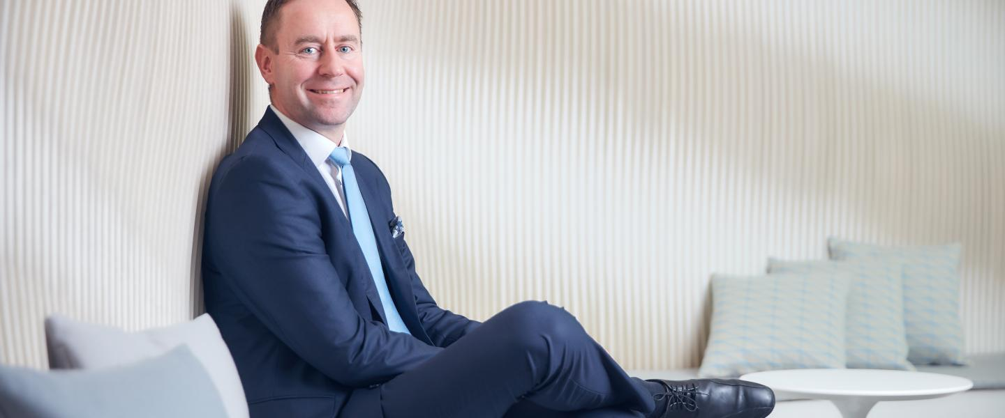 Kimmo Mäki, Finavia, air travel, ceo, chief executive, management, profile, interview, Helsinki, airports, Finland