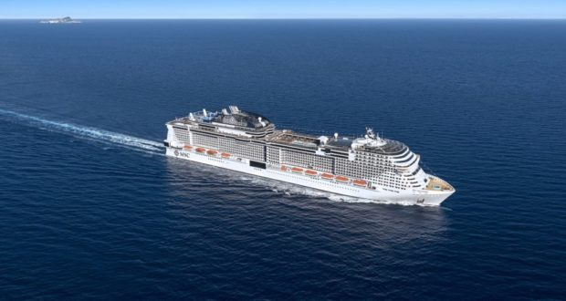 MSC, Meraviglia, Grandiosa, class, mega-ship, art, circus, culture, Cirque de Soleil, flash mobs, food