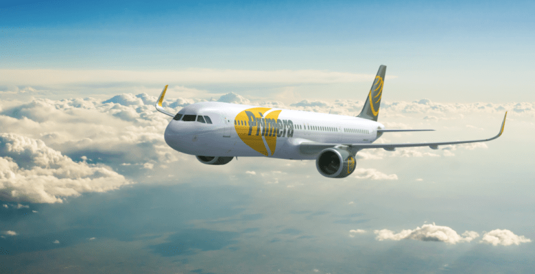 Primera Air, delay, postpone, flights, cancel, delivery, Airbus, A321, charter, transatlantic, Birmingham, New York, London, Stansted, Boston, Toronto