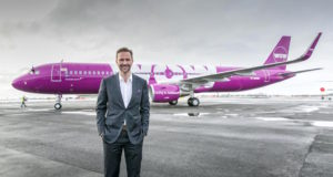 wow air, iceland, investors, capital, search, bond, issue, stock, launch, revenue, loss, profit, cuts, staff, fleet, planes, lease, return, employee, number, flights,