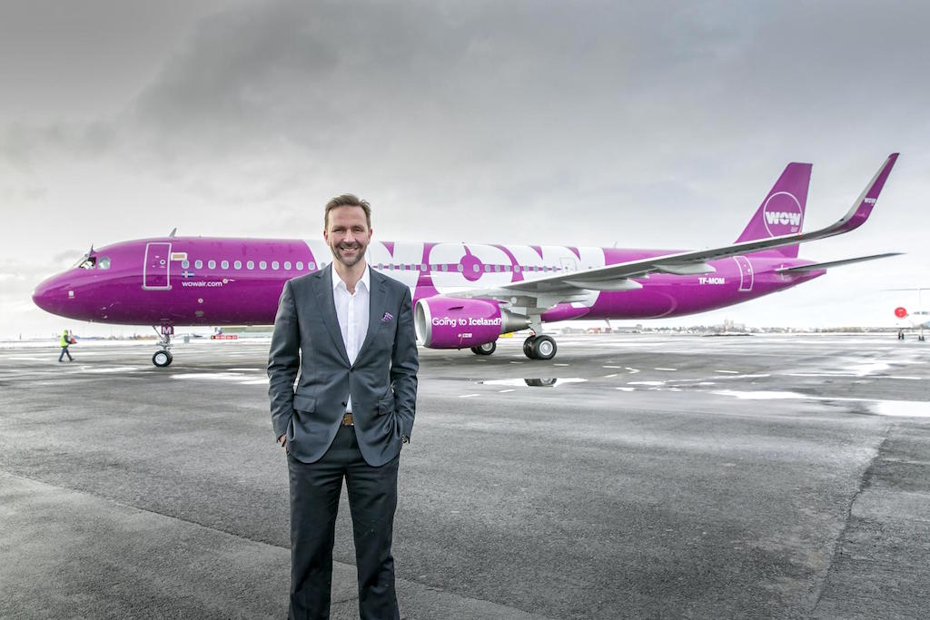 Skuli Mogensen, wow air, interview, invest, stake, shares, sell, expansion, long-haul, low-cost, Asia, Iceland, transatlantic