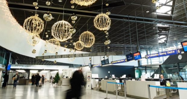 Rovaniemi Airport, Finavia, Ivalo, Kittila, airports, investment, Finland, Lapland, visitors, tourists