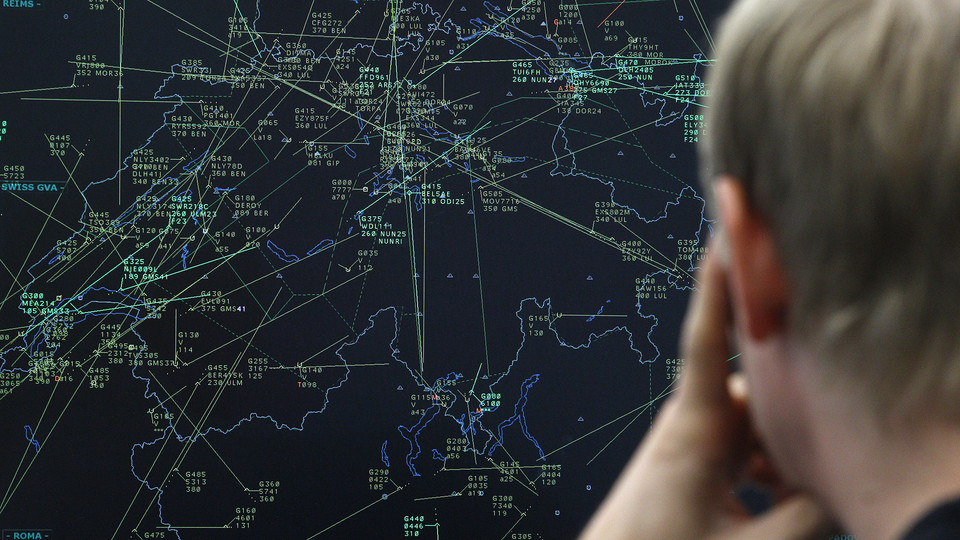 ATC, air traffic control, France, strikes, Ryanair, warning, government, report, equipment, delays, flight, airlines, cost, Europe