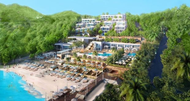 Bodrum Edition, Bodrum, Turkey, flights, hotel, resort, Turkeish Airlines, London Gatwick, Schrager, Marriott