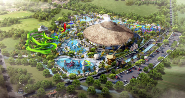 Turner Asia Pacific, theme park, Cartoon Network, Bali, Indonesia, Asia, rides, waterslides, water park, indoor, outdoor, Maj Nusa Dua, Maj Group