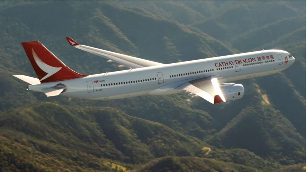 Cathay Dragon, Finnair, China, codeshare, agreement, Cathay, connect, oneworld, points, Vietnam, Cambodia, Malaysia, Helsinki, Myanmar