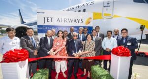 Jet Airways, India, delivery, MAX, 737, Boeing