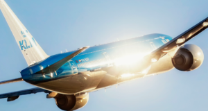 KLM, Boston Consulting Group, AI, artificial intelligence, robots, operations, airline, business, data, future, technology