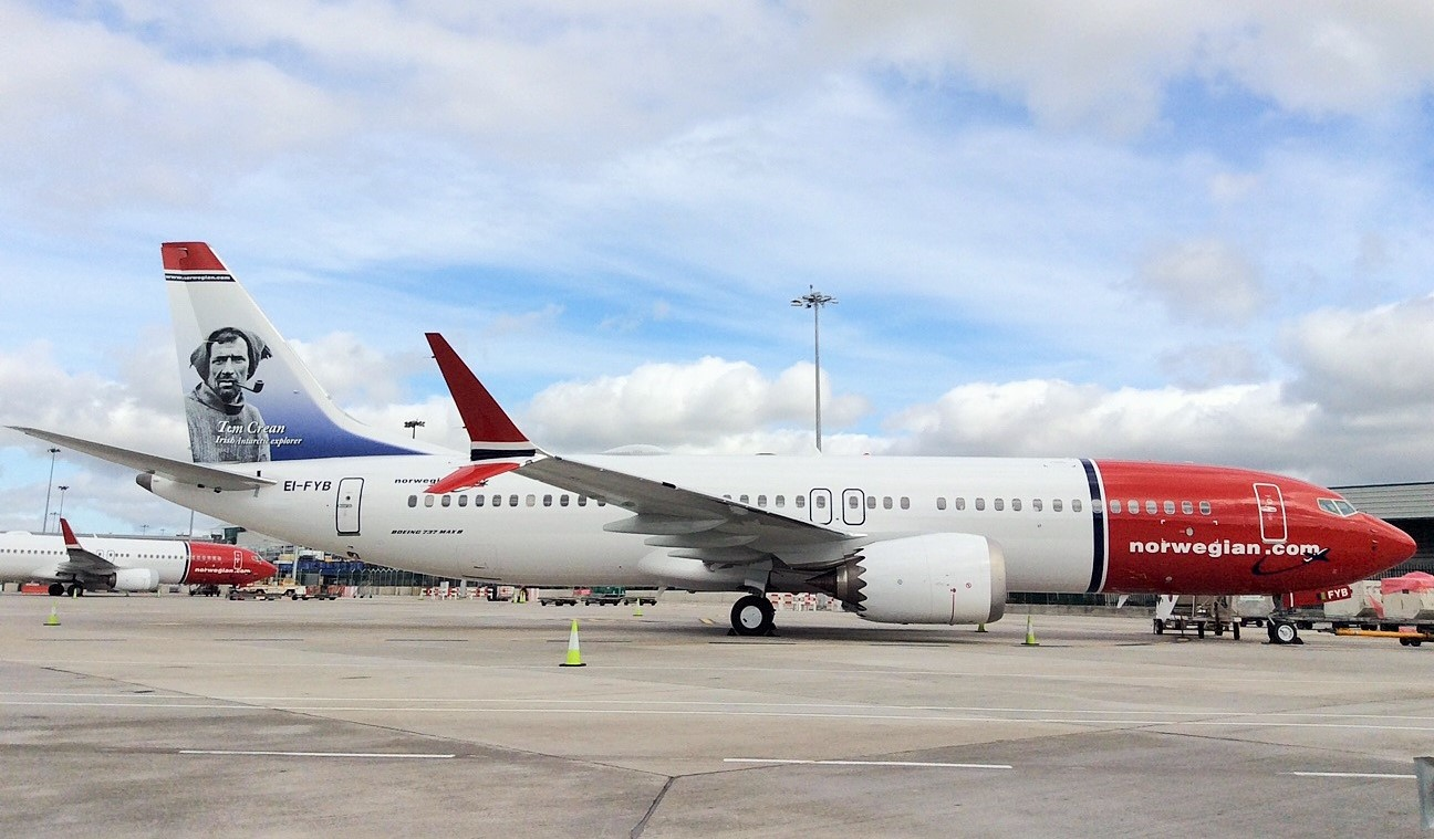 Norwegian, Canada, first, launch, flights, travel, Dublin, Europe, Ireland, Toronto, airport, Hamilton