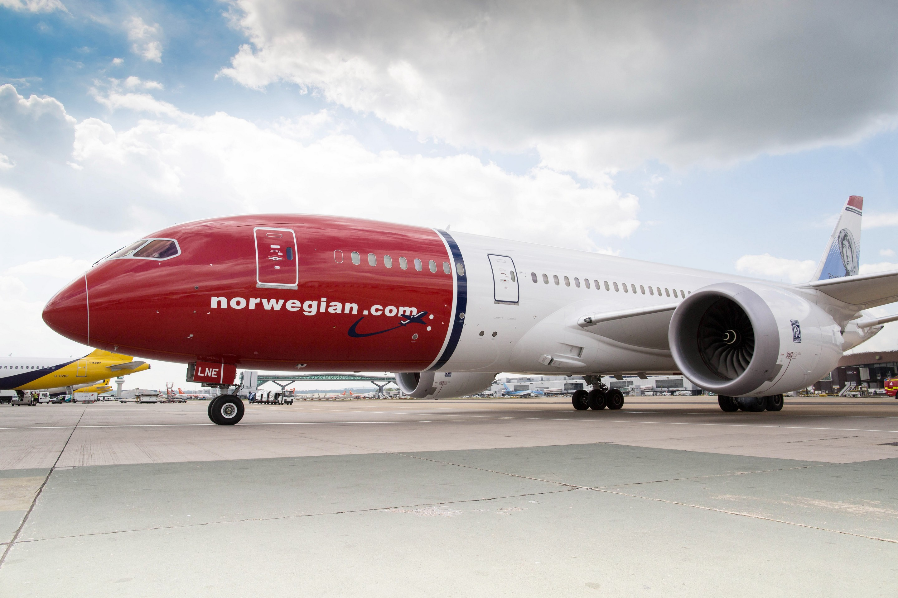 Norwegian, Brazil, cleared, low-cost, long-haul