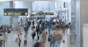 Oslo Airport, busiest, days, summer, 2018, passengers, numbers, passport, self-service