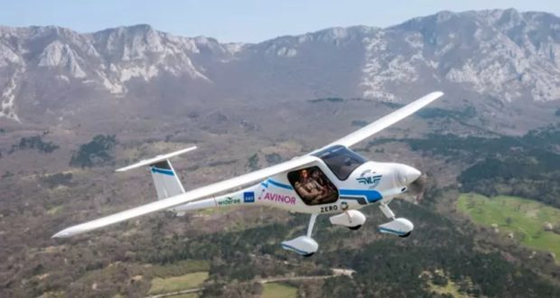 Pipistrel, Avinor, Norwegian, Norway, electric, plane, aircraft, test flight, Wideroe, green, aviation